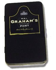 Grahams Miniture Port Gift Tin