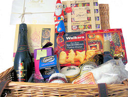 The Milverton Wicker Hamper