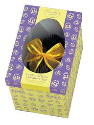 Van Roy Bitter Chocolate Easter Egg & Chocolates 400g (image 1)