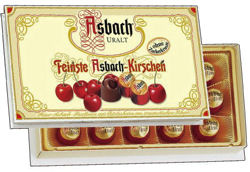 Asbach Chocolate Assortment 250g (image 1)