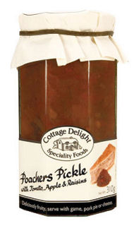 Cottage Delight Poachers Pickle 310g (image 1)