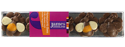 James Honeycomb Bees 60g 5Pc (image 1)