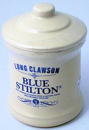 LONG CLAWSON BLUE STILTON JAR 250G
