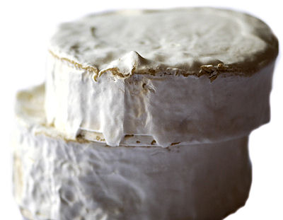 Pierre Robert Cheese 500g (Image shows 2 Cheeses)