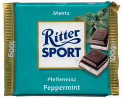 Rittersport Peppermint 100g (image 1)