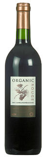 Organic Rouge Southern France 75cl (image 1)