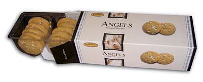 Walters Angels Nougat Biscuits 140g (image 1)