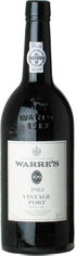 Warres 1983 Vintage Port 75cl (image 1)