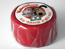 Hawes Wensleydale Wallace And Grommit 200g