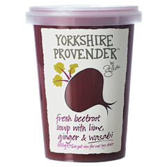 The Yorkshire Provender Beetroot And Ginger 500ml (image 1)