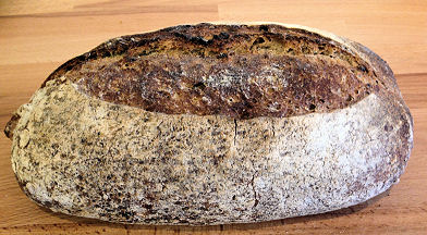 Somerset Wholemeal Sour Dough
