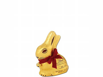 Lindt Gold Bunny 40g Milk Chocolate (image 1)