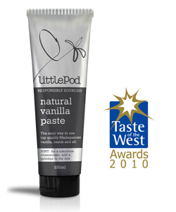 Littlepod Natural Vanilla Paste 100ml (image 1)