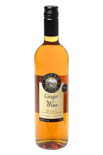 Lyme Bay Ginger Wine 75cl 14.5%