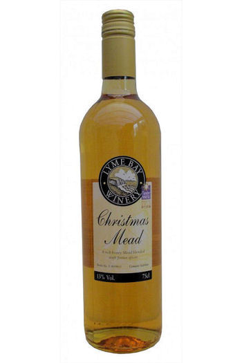 Lyme Bay Christmas Mead