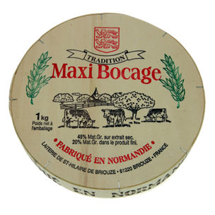Bocage Raw Milk Camembert 1kg