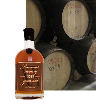 SOMERSET CIDER BRANDY