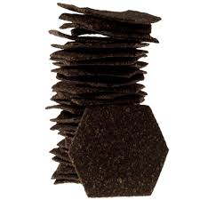 Miller Damsel Artisan Charcoal Wafers; Ideal with Goats Cheese