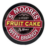 Moores Rich Fruit Cake With Brandy 1100g Tin