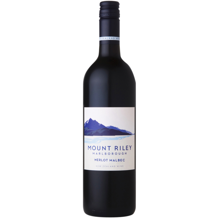 Mount Riley Merlot 75cl 14.5%