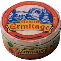 Ermitage Munster Cheese 125g