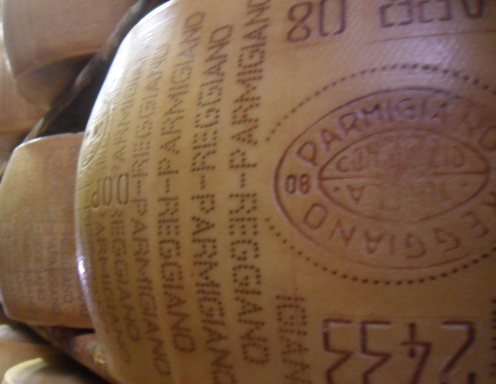 Parmesan Parmigiano Reggiano Whole Wheel