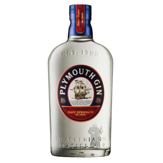 Plymouth Navy Gin 70cl