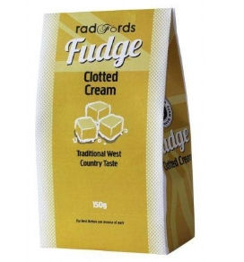 Radfords Clotted Cream Fudge 150g