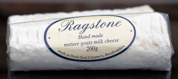 Ragstone Goats Cheese Log