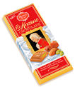 REBER MOZART MILK CHOCOLATE BAR 100G