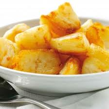Fussels Rapeseed makes GREAT Roast Spuds!