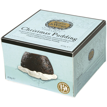 Roots and Wings Christmas Pudding 454g (image 1)