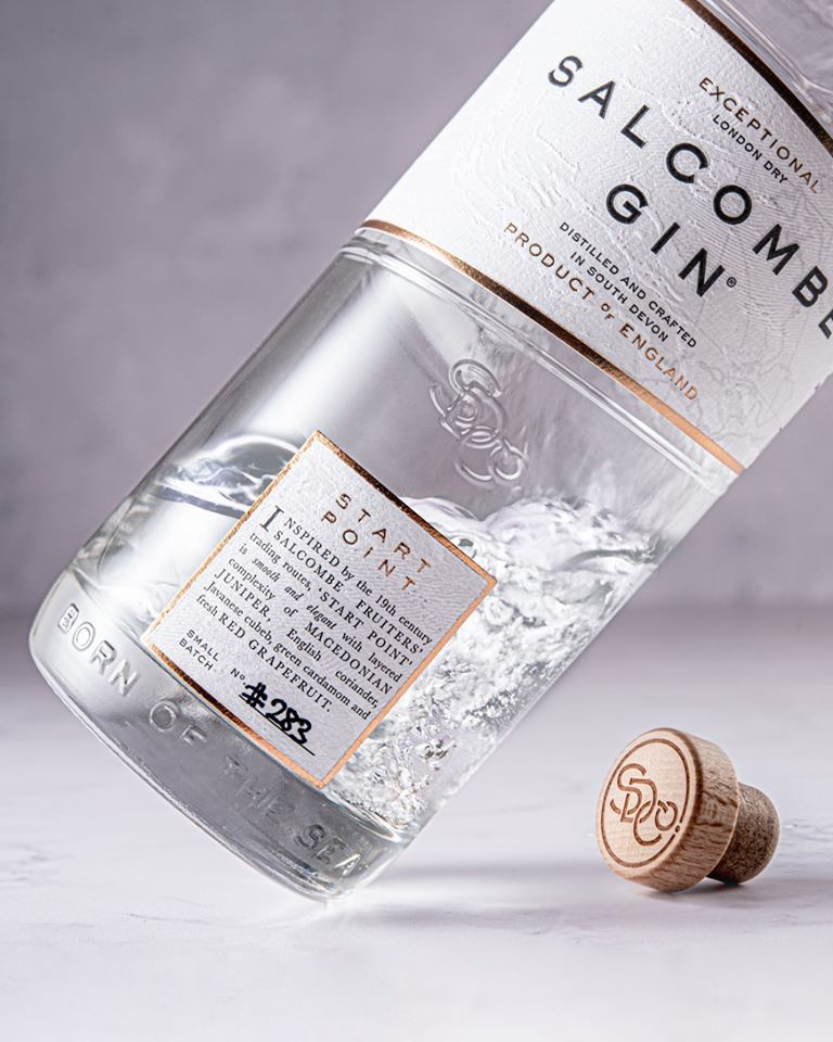 SALCOMBE GIN TASTING EVENING