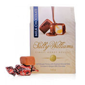 Sally Williams Dark Chocolate Nougat 150g