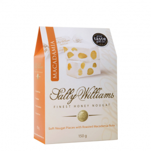 Sally Williams Macadamia Nougat