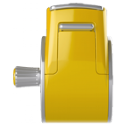 Savora Rotary Grater in Citron Yellow (image 2)