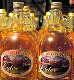 Burrow Hill Cider Flagon 1ltr 6% Medium