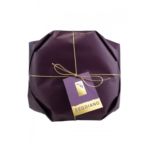 Seggiano Chocolate Panforte 400g; handsomely wrapped and tied!