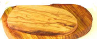 Seggiano Olive Wood Cheese Board Medium Size