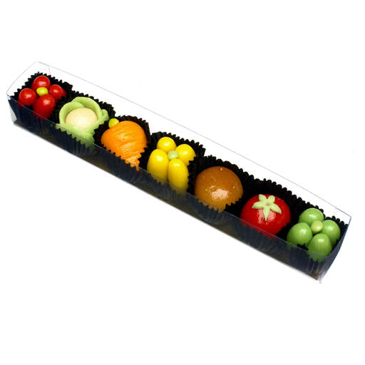 Shepcote Marzipan Vegetables 7pc 75g