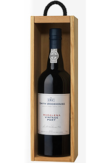 Smith Woodhouse Madalena Vintage Port 2005 75cl Box
