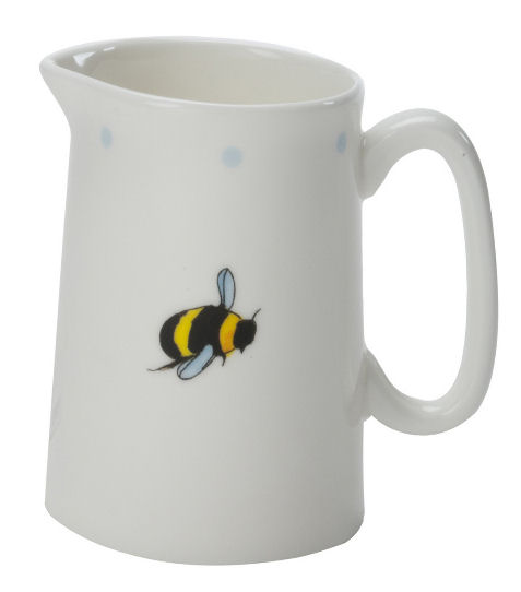 Sophie Allport Jug in Busy Bees Design - Small (image 1)