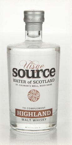 Uisge Source Water of Scotland Highland