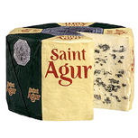 St Agur Whole Cheese 2.2kg (2 Halves)