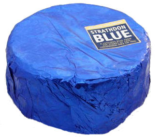 Strathdon Blue Cheese Quarter Cheese