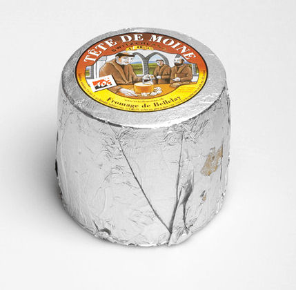 Tete de Moine Cheese