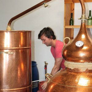 Tarquins Cornish Gin Still