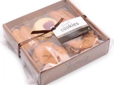 Teonis Cookie Selection Giftbox 375G