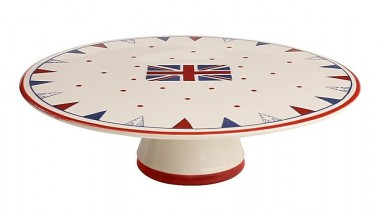 Tg Woodware Street Party Cake Stand (image 1)