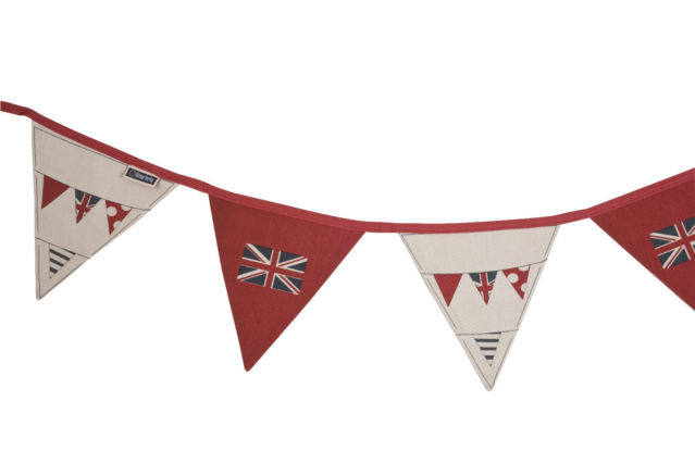 Tg Woodware Street Party Bunting
